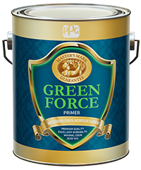 GREEN FORCE INTERIOR PRIMER