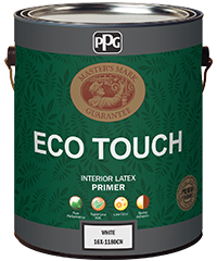 ECO TOUCH ODORLESS ALL IN ONE INTERIOR PRIMER