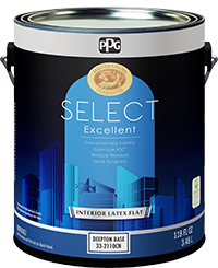 SELECT EXCELLENT INTERIOR LATEX-DEEPTON BASE